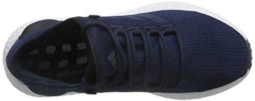 adidas Pureboost, Zapatos para Correr para Hombre Azul (Ntnavy/Corblu/Mysblu)