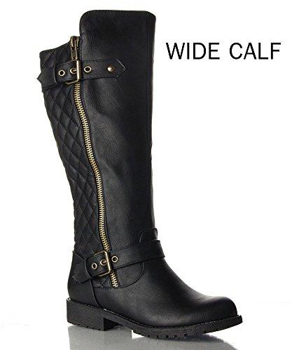 rof-vivienne-wide-calf-motorcycle-boots-black-pu-11