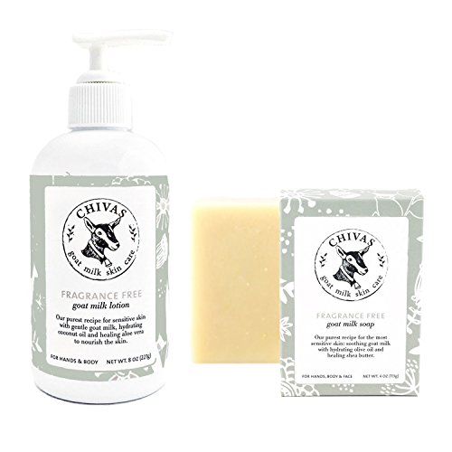 Goat Milk Hand Cream Recipe