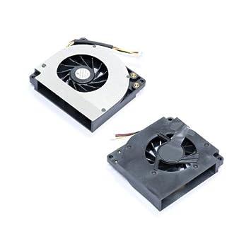 Ventilador compatible para ordenador PC portátil Toshiba Satellite Pro P100 Series, Neuf garantía 1 año, Fan, note-x/DNX: Amazon.es: Informática