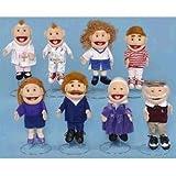 Family Girl Glove Puppet