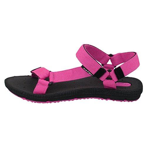 Gold Taube Schuhe GP5931 Licht Gewicht Einstellbare Outdoor Wasser Sling Zurück Sandalen Für Männer & Frauen Fuchsie