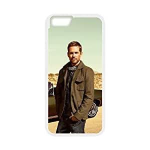 "IMISSU Customized Paul Walker Pattern Hard Phone Case For iPhone 6 Plus (5.5"")"