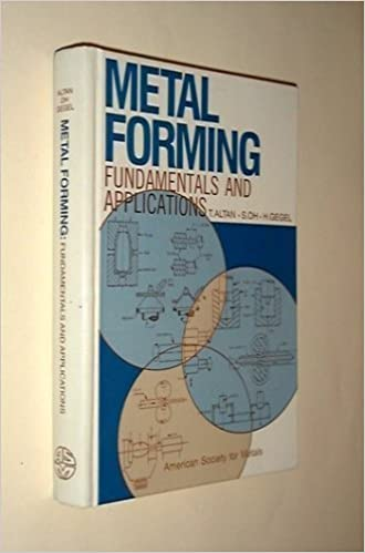 Metal Forming: Fundamentals and Applications (ASM Series in Metal Processing)