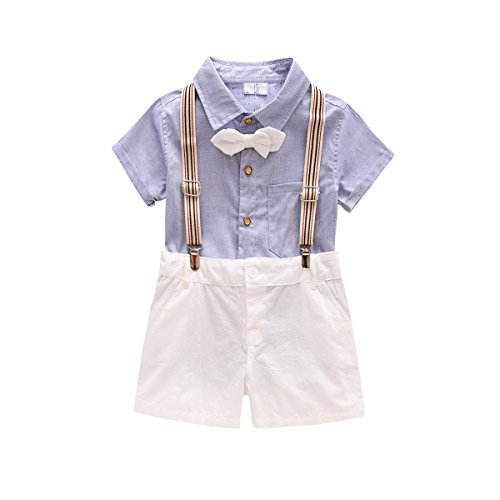 Kids Boys Outfits Set (6T) by LYKSAW