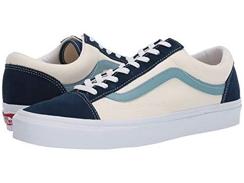 (Vans Style 36 (Retro Sport) Gibraltar Sea/Cameo Blue, Size 7.5 Women/6 Men)