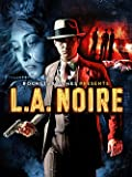 L.A. NOIRE THE NAKED CITY AN