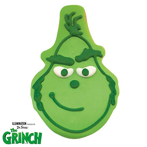 GRINCH Decorated Cookie - 24