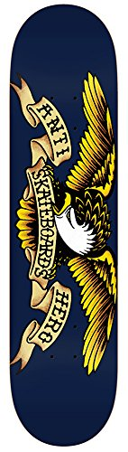 (Anti Hero Classic Eagle Skateboard Deck 8.5