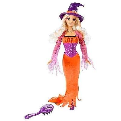 Halloween Treat Barbie Doll: Toys & Games