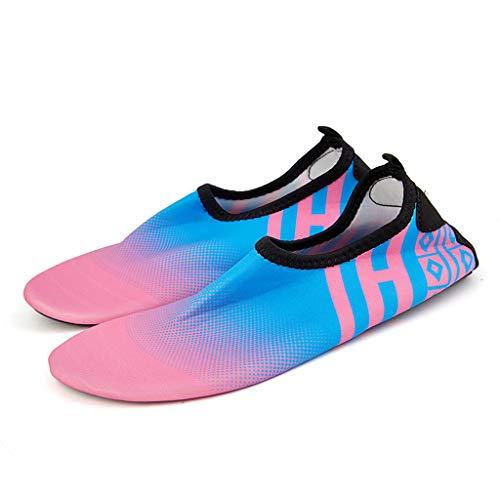 Ginnastica Estate Ihengh Ragazzawomen Stampa Lace Primavera Sneakers Casual Scarpa Respirante Shoes Moda Fitness Pelle Running Sport Per up Donna Rosa Scarpe Breathable 5Zq4rZp8n