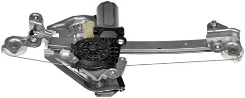 Dorman 751-182 Rear Driver Side Power Window Regulator and Motor Assembly for Select Cadillac Models