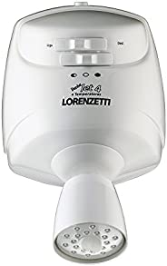 Ducha Jet4 220V 6800W, Lorenzetti, 7540151, Branco, Pequeno