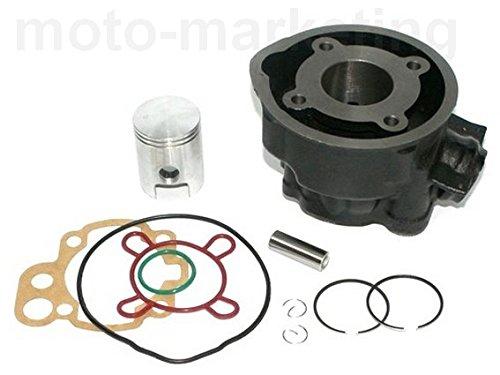 G/én/érique 50 CC Cylindre Haut Moteur Piston Complet KIT pour Peugeot XP6 Supermoto AM6