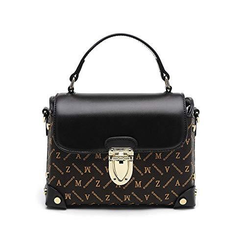 Maerye Classic hundred cowhide Small bag handbag single shoulder messenger bag -