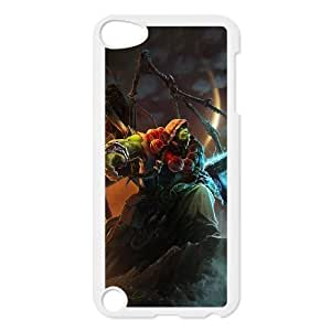 ipod 5 White phone case world of warcraft WCT4278652