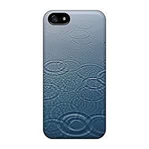 Mialisabblake Scratch-free Phone Case For Iphone 5/5s- Retail Packaging - Rain Puddles