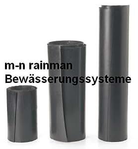 1 m continuo barrera de la raíz / Barrera Rizoma espesor: 2 mm - Anchura: 60 cm - bloqueo de bambú de bambúÁrboles - por favor, introduzca la longitud deseada con una cantidad (barrera de la raíz)