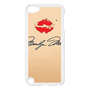 Clzpg New Fashion Ipod Touch 5 Case - Lipstick diy cell phone case