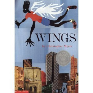 Wings by Christopher Myers (2002-11-05) (Myer Perth)