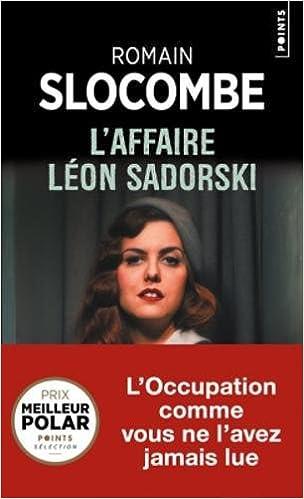 """Résultat de recherche d'images pour """"l'affaire leon sadorski"""""""