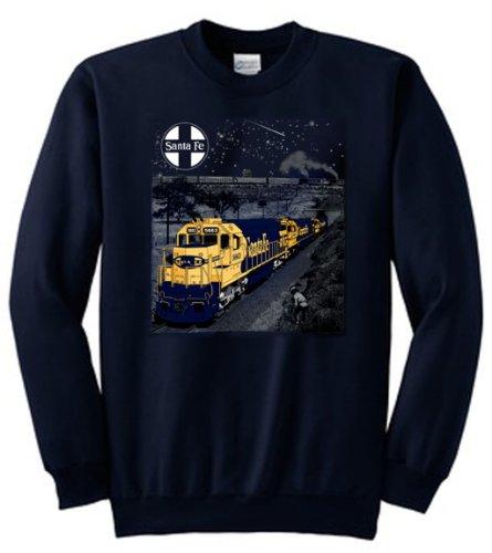 AT&SF (Santa Fe) Chico Authentic Railroad Sweatshirt Kids Small (6-8) [81]