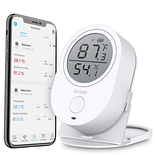 Govee Temperature Humidity Monitor