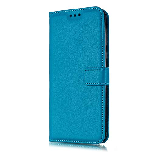 Price comparison product image HHF Phone Accessories for Moto G6 2018 Solid Color Faux Leather Magnetic Wallet Case with Holder & Card Slots