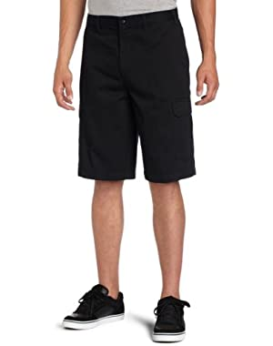 Mens 13 Inch Loose Fit Cargo Short