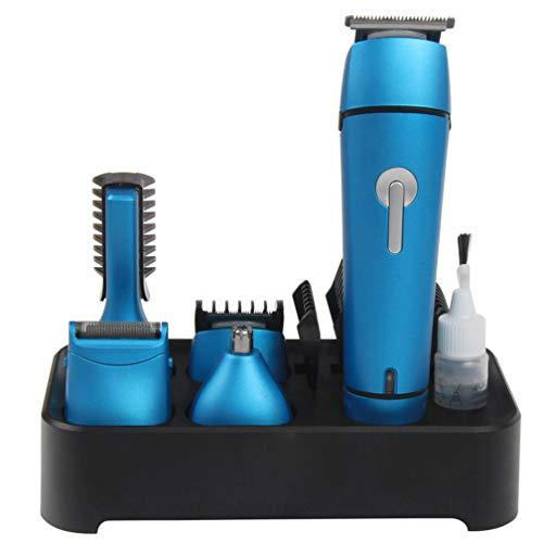 Shaver Maquinilla de Afeitar eléctrica, Corte multifunción, Nariz, reparación del Cabello, maquinilla de Afeitar, Lavado...