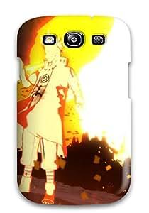 Cute Tpu Terry Willett Naruto Minato Case Cover For Galaxy S3