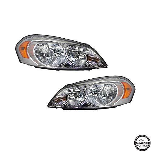 08 impala headlight assembly - 4