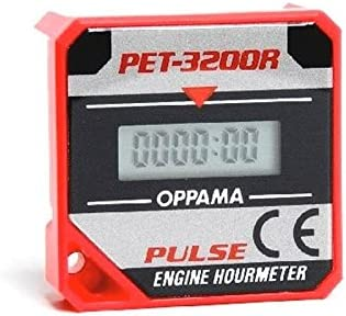 B077H5V9HB Pulse Kart Rotax Max Engine Hour Meter PET3200R 41YEymbTCJL