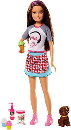 barbie doll ice cream - 2