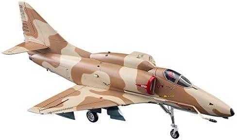 ハセガワ クリエイターワークスシリーズ エリア88 A-4E/F スカイホーク グレッグ・ゲイツ 1/72スケール プラモデル