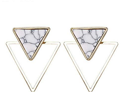 Geometric Earrings Hollow Metal Jewelry Earring Earrings for Women Girls Gold Silver Gift Jewelry