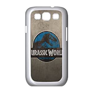 Jurrasic World Samsung Galaxy S3 9300 Cell Phone Case White Delicate gift AVS_606541