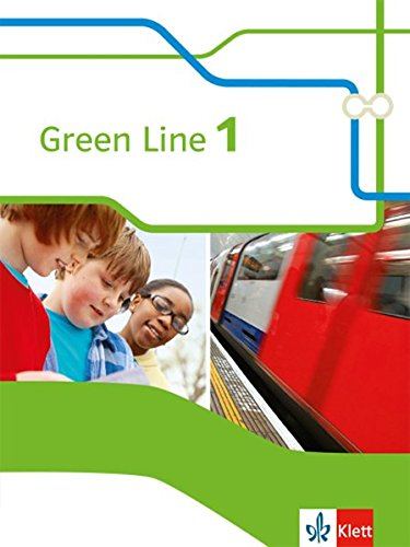 Green Line 1: Schülerbuch (flexibler Einband) Klasse 5 (Green Line. Bundesausgabe ab 2014)