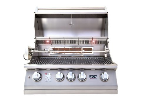propane built in grill - 9
