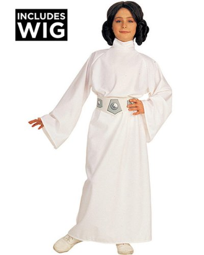 Princess Leia Child Medium
