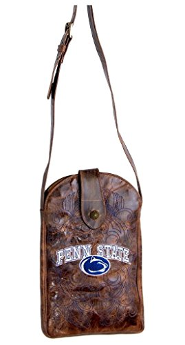 State Brass Penn Nittany Lions - NCAA Penn State Nittany Lions Women's Cross Body Purse, Brass, One Size