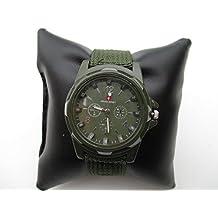 Swiss Army Men's Fabric Strap Watch