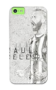 Guidepostee OjrqQD-3178-kPwxk Case Cover Iphone 5c Protective Case Sports Soccer Fenerbahce Raul Meireles Football Player Fenerbahaia ( Best Gift For Friends)