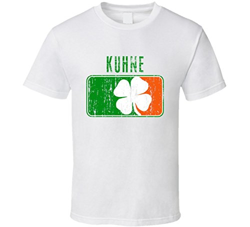 kuhne-distressed-st-patricks-day-last-name-t-shirt-2xl-white