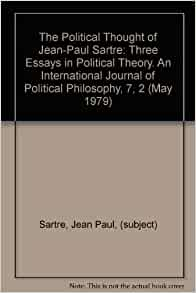political philosophy 14 essay As i explained in my last essay the most significant issue in political philosophy is not whether political power can be modern political philosophy.