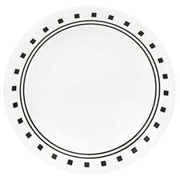 Corelle Livingware City Block 6-3/4 Bread & Butter Plate (Set of 4)