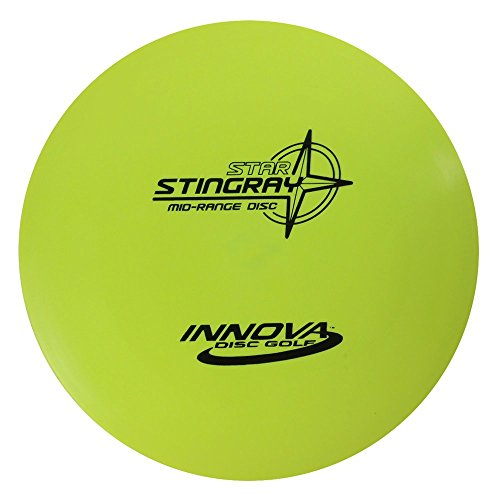 Stingray Star (Innova Star Stingray Mid-Range Golf Disc [Colors may vary] - 175-177g)