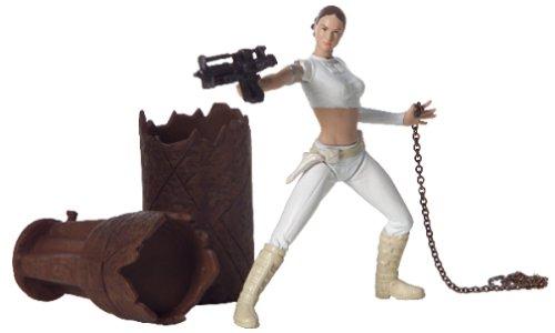Free Star Wars: Episode 2 Padme Amidala Action Figure