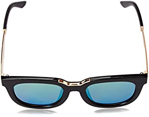 A.J. Morgan Women's Potato Rectangular Sunglasses