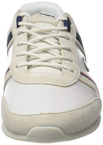Lacoste Mænd Menerva 118 1 Cam Sneaker Hvid (off Wht / Nvy) YegtNUGtYY